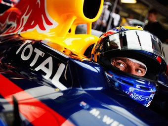 Команда Red Bull внесет изменения в болид Марка Уэббера