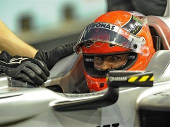 Михаэль Шумахер нацелился на восьмой чемпионский титул