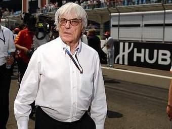 Экклстоун предложил отложить решение о проведении Гран-при Бахрейна