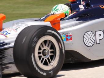 Шинники Firestone уйдут из серии INDYCAR по окончании сезона 2011 года