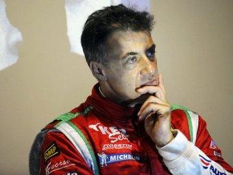 Жан Алези станет тест-пилотом Lotus