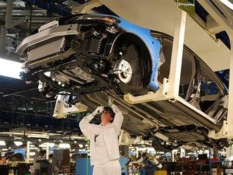 Производство машин в Японии снизилось вдвое из-за землетрясения