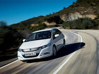 Honda сделает гибриды Insight экономичнее