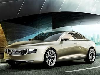 Марка Volvo передумала выпускать большой седан