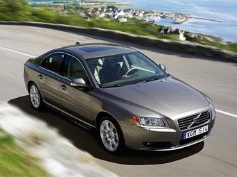 Volvo разработает конкурента BMW 7-Series и Mercedes-Benz S-Class
