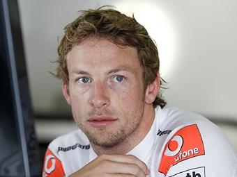 Дженсон Баттон останется в McLaren до конца карьеры