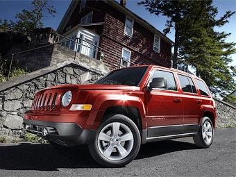 Jeep Patriot получил дизельный двигатель Mercedes-Benz