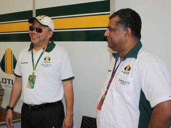 Руководитель Team Lotus занял пост директора Caterham