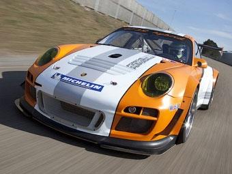 Компания Porsche обновила гибридный гоночный автомобиль