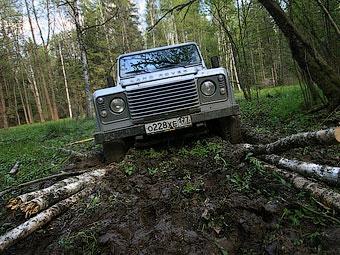 Новый Land Rover Defender запустят в серию через четыре года