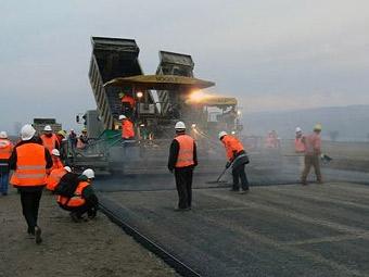 Строительство платного дублера Горьковского шоссе начнется в 2013 году