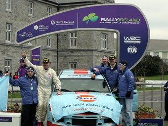 Организаторы Ралли Ирландии рассчитывают вернуть гонку в календарь WRC
