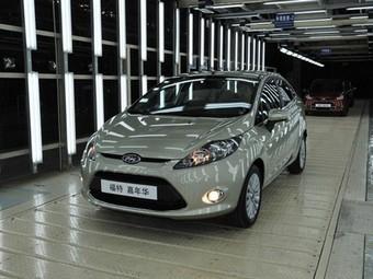 Ford будет продавать китайские машины на развивающихся рынках