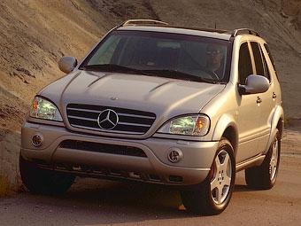 Mercedes-Benz отзовет 186 тысяч внедорожников в США и Европе