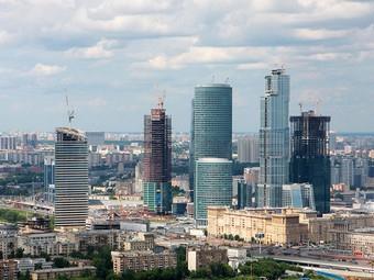 """Устранение """"транспортной проблемы"""" в районе """"Москва-Сити"""" обойдется в 100 миллиардов"""