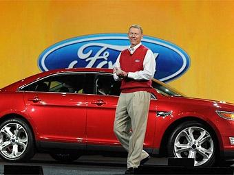 Руководитель концерна Ford за год заработал 18 миллионов долларов