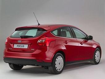 В Амстердаме покажут самый экономичный Ford Focus