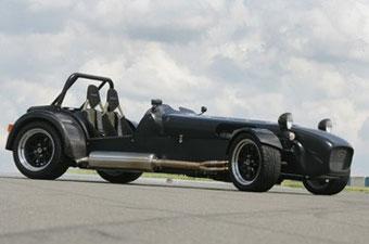 Caterham отмечает 50-летие модели Seven