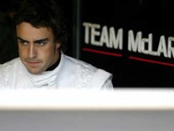 Фернандо Алонсо будет получать в McLaren 40 миллионов долларов