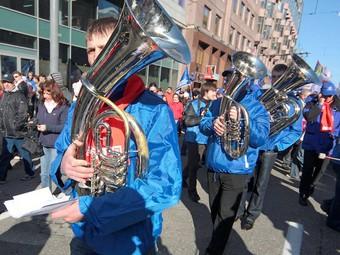 В майские праздники в Москве ограничат движение