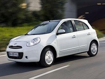 """Компания Nissan оснастила """"Микру"""" маленьким мотором с нагнетателем"""