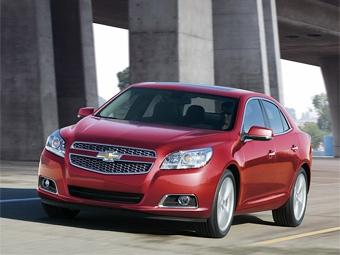Компания Chevrolet официально представила новый глобальный седан