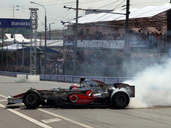 В Москву для участия в шоу-заездах приедут пять команд Формулы-1