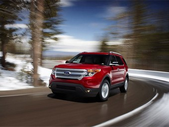 Объявлены российские цены на новый Ford Explorer