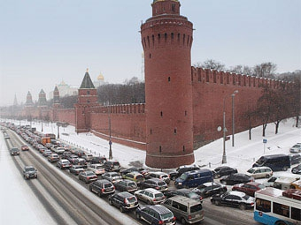 Москва завершила разработку транспортной программы