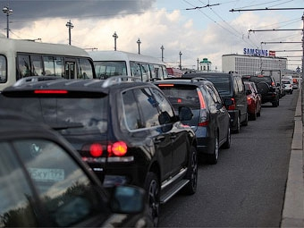Минтранс опубликовал общероссийский план по борьбе с пробками