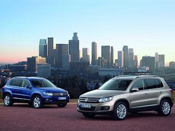 Журналисты раздобыли первую информацию о новом VW Tiguan