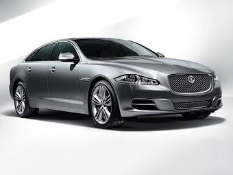 Jaguar назвал рублевые цены на самый доступный седан XJ
