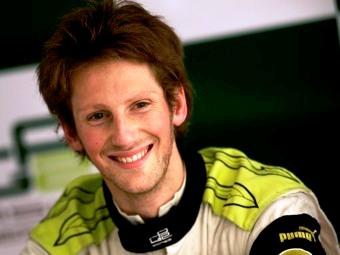 Гросжан захватил лидерство в серии GP2 Asia после победы в Имоле
