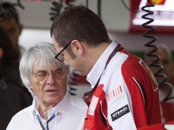 Команда Ferrari выступила против Гран-при Рима