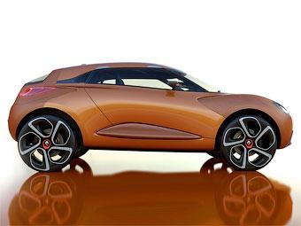 Новый Renault Clio станет полноприводным