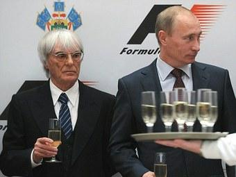 Олимпийский комитет не согласился с проведением гонки Формулы-1 в Сочи