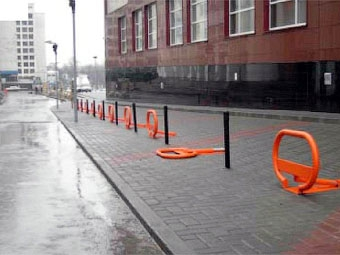 За неделю в Москве обнаружили 100 незаконных парковок