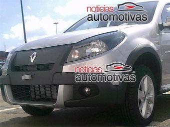 Renault готовится к премьере обновленного Sandero