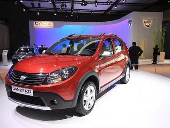 Объявлены российские цены на вседорожный Renault Sandero