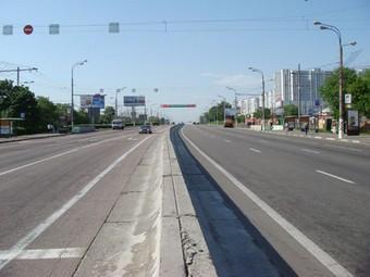 До конца года в Москве реконструируют треть Варшавки