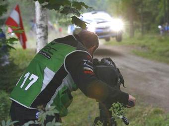 Чемпионат WRC покажут в прямом эфире