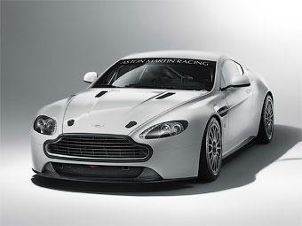 Aston Martin обновил гоночный Vantage
