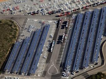 Завод Seat переведут на солнечную энергию