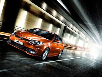 В Великобритании начался выпуск первой новой модели MG за последние 16 лет