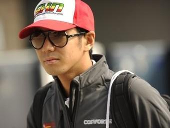 Сакон Ямамото стал резервным гонщиком команды Virgin