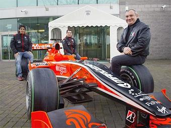 В России не захотели спонсировать команду Формулы-1 Marussia Virgin