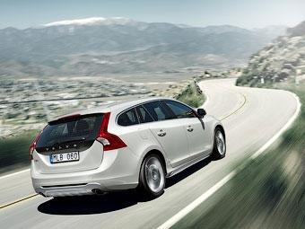 Volvo привезет в Женеву подзаряжаемый от розетки гибрид