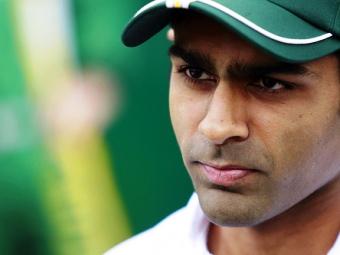 Чандхок обвинил себя в аварии на тренировке Формулы-1 в Австралии