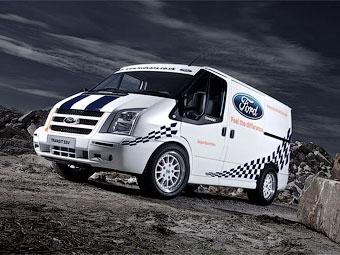 Ford разработал спортивную версию фургона Transit