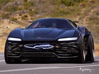 """Ford посвятил два концепт-кара """"Безумному Максу"""""""